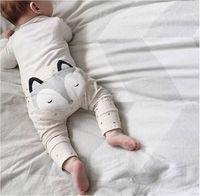 Pantalon bébé mixte avec tête de renard : Mode Bébé par crystal-creations