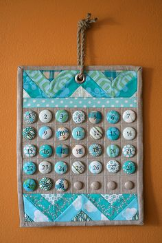 like the idea of this. Perhaps covered buttons on tacks to use on a corkboard...