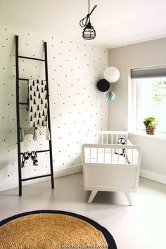 13 Kindergartenthemen, die wirklich cool sind - Jetty Home - Dekoration - Baby Room Baby Bedroom, Baby Boy Rooms, Baby Room Decor, Baby Boy Nurseries, Nursery Room, Bedroom Kids, Room Baby, Kid Bedrooms, Child Room