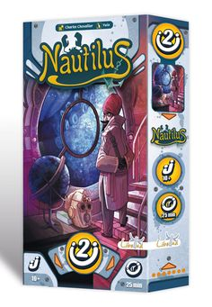 El Capitan Nemo quiere elegir un nuevo primer oficial para su Nautilus. Utiliza toda tu intuición y estrategia para ganarte el puesto a lo largo de cinco grandes disciplinas haciendo frente a los terrores ocultos en el mar. Nautilus, Comic Books, Baseball Cards, Comics, Games, Comic Book, Comic Book, Comic, Cartoons