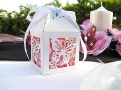 butterfly themed favors | Butterfly Favor Box | Butterfly Theme Favors | Wedding Decorations
