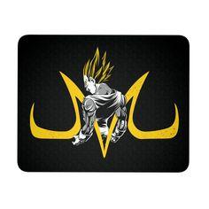 Super Saiyan Majin Vegeta Mouse Pad - TL00215MP