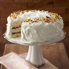 Hazelnut Cream Cassata #recipe
