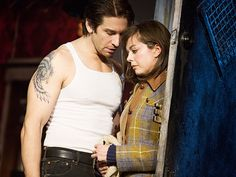 Photo 10 of 17 | Andy Karl as Rocky Balboa in Rocky | Rocky: Show Photos | Broadway.com
