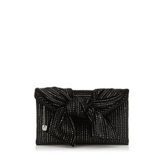 RIVA. Riva Clutch Bag in Black Velvet with Mirror Hotfix. Discover our Cruise 18 Collection and shop the latest trends today.