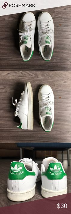 Adidas Stan Smith Tennis Shoes Great condition for being worn only a few times. adidas Shoes Sneakers