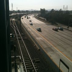 Gold line from Pasadena