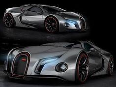 Bugatti Supercars Renaissance