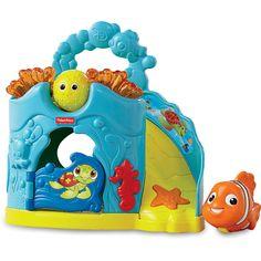 Look who we found! #Nemo #DisneyBaby