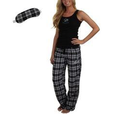 45fc65e943  49.95 San Jose Sharks Ladies Concepts Revolution Sleep Set - Black Nhl  Shop