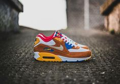 Nike Air Max 90: Ale Brown