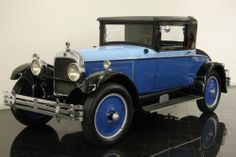1926 Nash Special Six Coupe Coupe | eBay