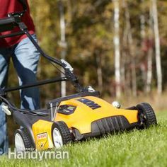 Is a cordless mower right for you? Find out and compare features of mowers from leading manufacturers: