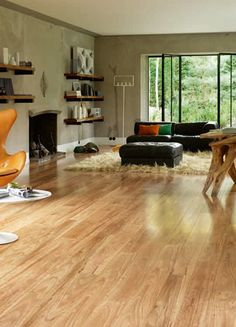 Blackbutt Laminate - This Beautiful High Definition Laminate Flooring is from Belgium and available now in Australia at www.fowles.com.au