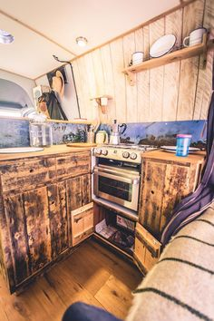 Camper van hire - Bristol - Priscilla - Quirky Campers