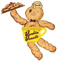 Vintage Dunkin' Donuts