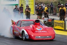 Rex Duckett's Corvette