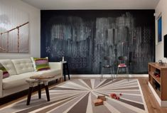 The Writing's on the Wall: 20 Decorating With Chalkboard Paint Ideas - Freshome.com