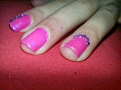 The Nails Trendy: Cristal Nails  http://nailstrendy.blogspot.com.es/2014/01/cristal-nails.html