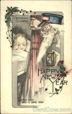 Happy New Year New Year's