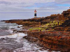 The Lighthouse by Elisabetta Vitellozzi, via 500px