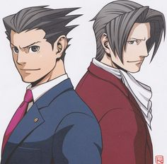 Phoenix Wright: Ace Attorney. I loooooooove these games! Great character development, funny, and awesome twists.
