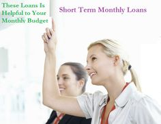 Monthly short term loans are small and amazing installment financial approaches which do not give you a simple mess for any collateral. Thus, one can enjoy these loans in a complete trouble-free and collateral-free manner.