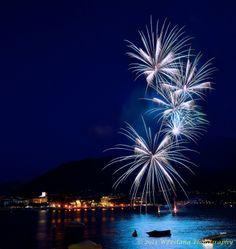 Ascona Fireworks 2013 - II by Welbis Pestana on Fireworks, Opera House, Explore, Building, Travel, Image, Viajes, Buildings, Exploring