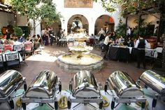 Santa Barbara Wedding Venue El Paseo Mexican Restaurant So Much Fun For Guests Very Affordable Food Not Limited To Cuisine