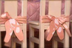Otro tipo de decoración para sillas.