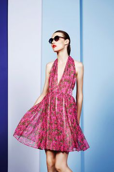 Cacharel Spring 2014 Ready-to-Wear Collection Slideshow on Style.com
