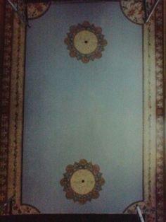 Ornamental ceiling by Donzine