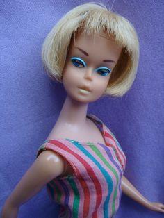 Barbie vintage American Girl Blonde