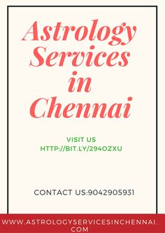 ‪#‎Astro‬ ‪#‎Solutions‬ for all the Problems in ‪#‎Chennai‬ Contact us:9042905931 http://bit.ly/294OZXu