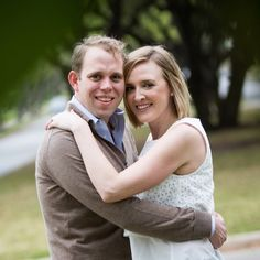Sonia Smith and Matthew Browne