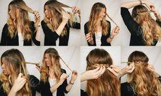 Rýchla úprava dlhých vlasov - KAMzaKRÁSOU.sk#kamzakrasou #krasa #love #beauty #zdravie #health #hair #hairstyle #uces