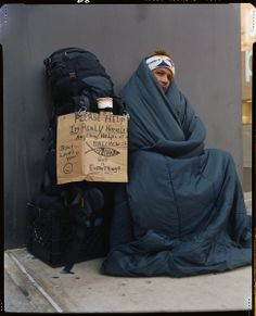 Andres Serrano's Portraits of the Homeless in NYC - Feature Shoot Who Is My Neighbor, Homeless Man, Portraits, Photographs Of People, Persecution, Life Images, It Cast, Love You, Te Amo
