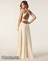Nelly Eve Maksimekko Evening Dresses, Formal Dresses, Long Dresses, Party Dress, Two Piece Skirt Set, Womens Fashion, Skirts, Clothes, Champagne