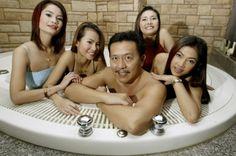 Good lesbian gives massage remarkable