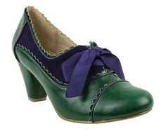 Chelsea Crew Madison Oxford madison oxford green-purp