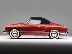 1957 Volkswagen Karmann-Ghia Convertible