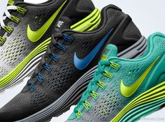 nike lunar glide 4 - seriously the most comfortable running shoes I've ever bought.