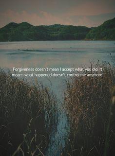 Right. #forgiveness