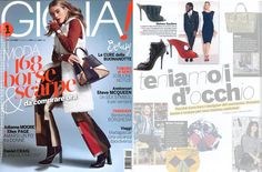 Malone Souliers AW15 collection in @gioiamagazine Maye in black and emerald nappa available exclusively at cordwainers@malonesouliers.com, Savannah in decanter nappa available at @matchesfashion and @tizianafausti and Mavis in lipstick satin available at @toplineshoesalmaty. #MaloneSouliers #GioiaMag #MaryAliceMaloneJr #RoyLuwolt