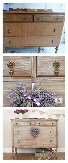 Grey wash/dry brush finish before and after + tutorial!   Salvaged Inspirations (scheduled via http://www.tailwindapp.com?utm_source=pinterest&utm_medium=twpin&utm_content=post103159511&utm_campaign=scheduler_attribution)