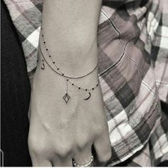 Cute Feminine Tattoo