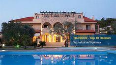 Top 10 hoteluri din Thassos in 2016 - TripAdvisor - Grecia de Weekend Mai, Trip Advisor, Mansions, House Styles, Home Decor, Mansion Houses, Homemade Home Decor, Manor Houses, Fancy Houses