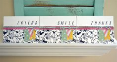 We R Letterpress Cards Gift Set by Aly Dosdall