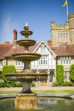 Cowdray House wedding venue in West Sussex