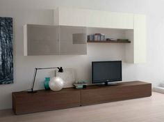 Spar Logika Wall Unit Composition LK11